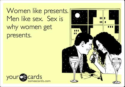 Why do guys like sex