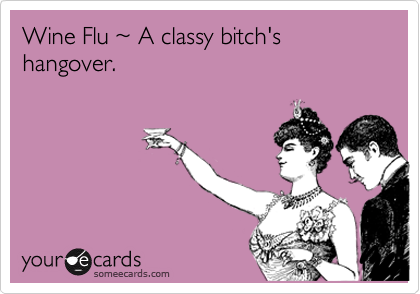 Image result for hangover someecards