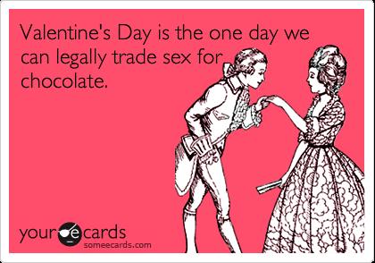 Sex in valentine day