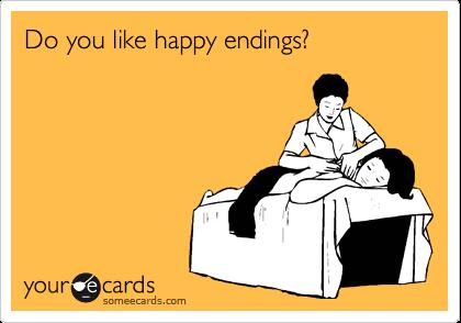 Do you like happy endings?