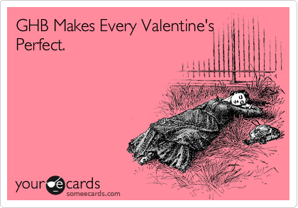 GHB Makes Every Valentine's  Perfect.