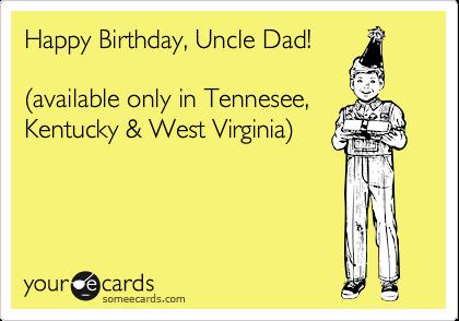Happy birthday dad ecards