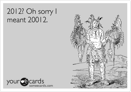 2012? Oh sorry I meant 20012.