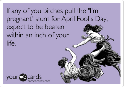 ecards fool sexy april