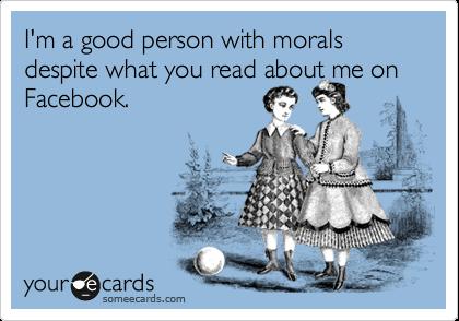 friendship morals