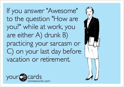how to answer would you work holidays weekends