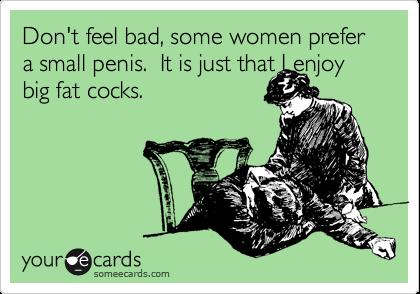 do women prefer big or small penis