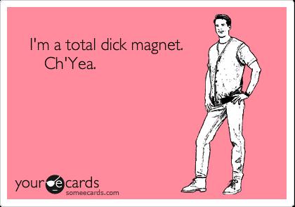 dick magnet