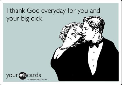 You big dick