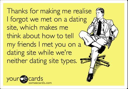We met dating site