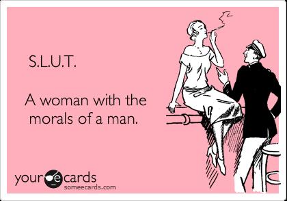 Slut e cards