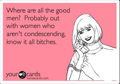 Condescending women