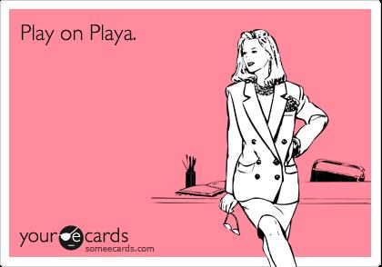 Play on Playa.