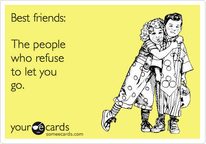 Friends ecard