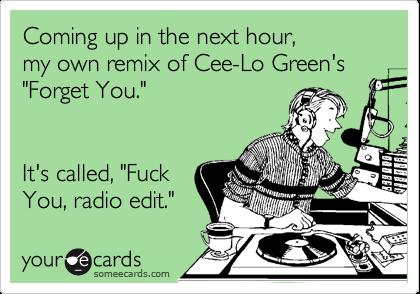 Fuck you radio #1