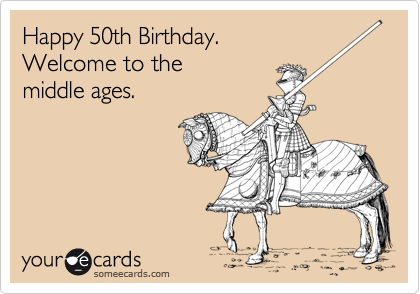 Todays News Entertainment Video Ecards and more at Someecards – 50 Year Old Birthday Card