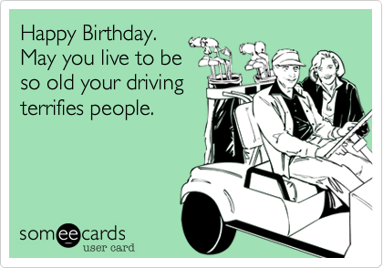 Images Funny Old People Birthday Pictures