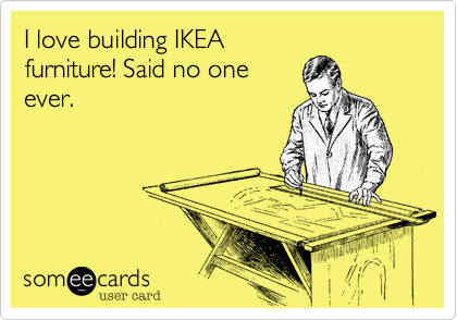 Image result for ikea furniture funny