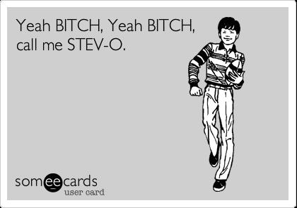 Call me stevo