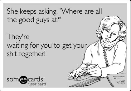 Where are good guys