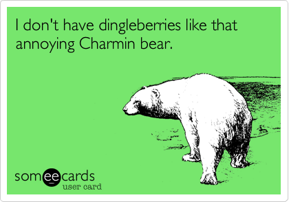 1344816622195_7961135 i don't have dingleberries like that annoying charmin bear news