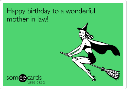 Happy birthday to a wonderful mother in law birthday ecard happy birthday to a wonderful mother in law bookmarktalkfo Gallery