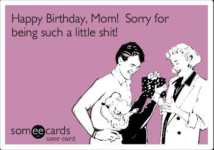 Funny adult birthday ecard
