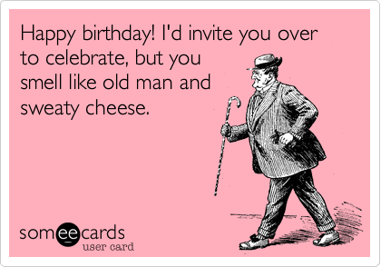 Doc Funny Old Man Birthday Cards Old man Funny Birthday Card – Funny E Birthday Cards