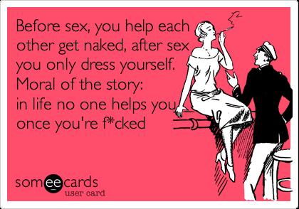 Help in sex