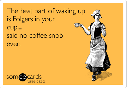 The best part of waking up