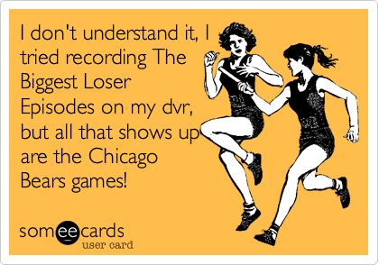 I don't understand it, I