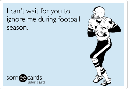 I can't wait for you to