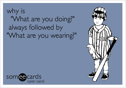 why is