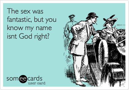 The sex was