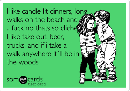 Dating Cliches Long Walks On The Beach