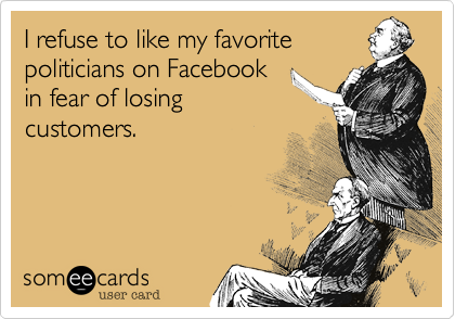 I refuse to like my favorite