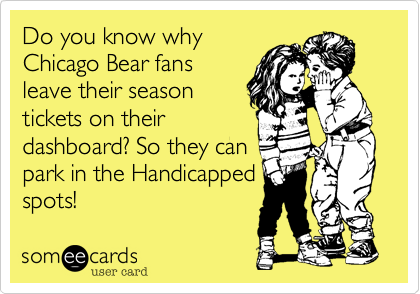 Do you know why