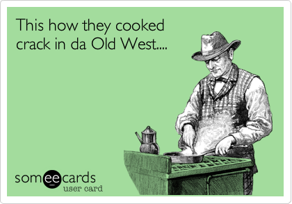 This how they cooked