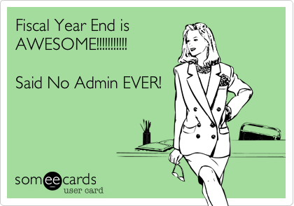 Fiscal Year End is