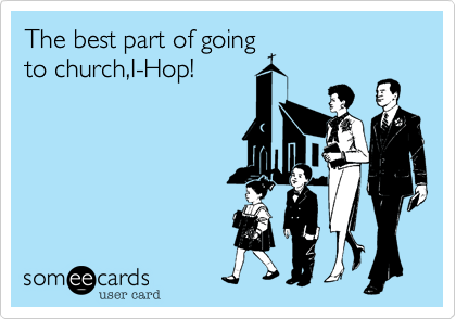 The best part of going