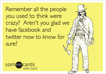 Remember all the people