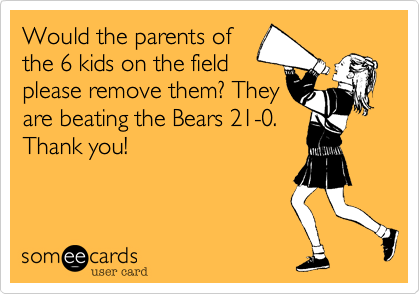 Would the parents of