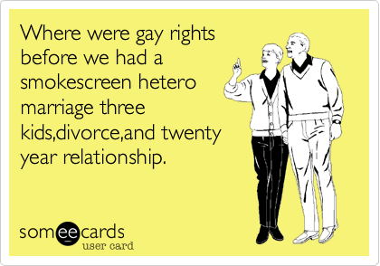 Where were gay rights