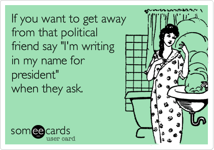 If you want to get away