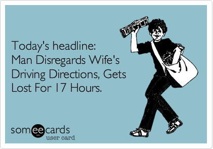 Today's headline:
