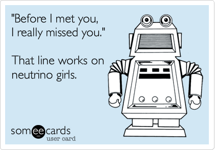 """Before I met you, 