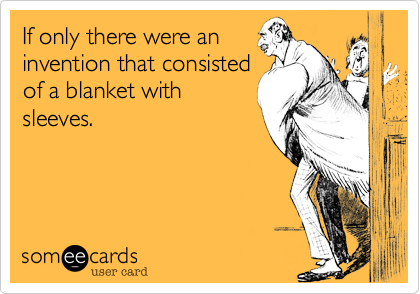 If only there were an