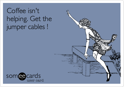 Coffee isn't 