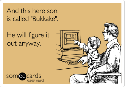And this here son,