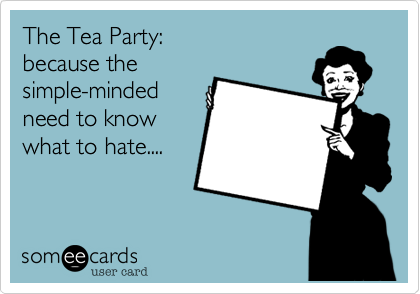 The Tea Party: